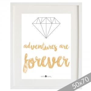 Lámina Diamante mostaza XXL