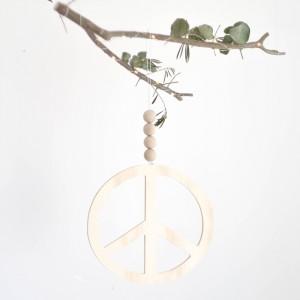 Paz Nordic colgante