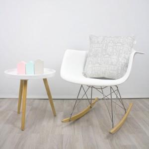 Grey Amsterdam cushion