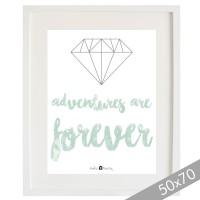 Lámina Diamante Mint XXL