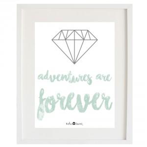 Lámina Diamante mint