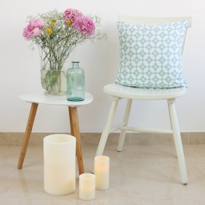 Mint Julia cushion cover