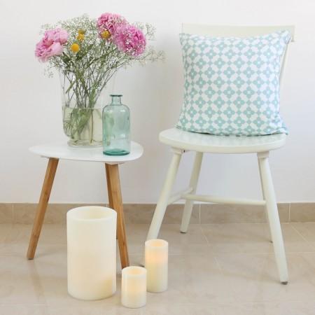 Mint Julia cushion cover 45x45