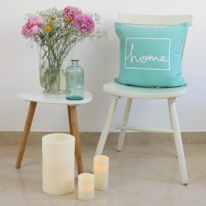 Mint Home design cushion