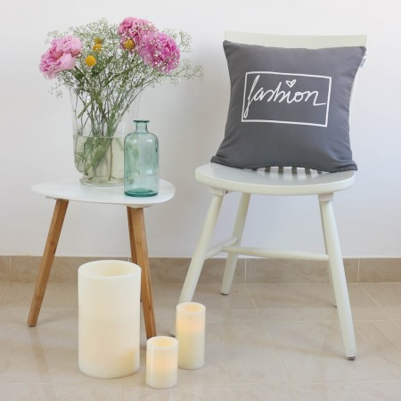 Grey  Fashion design cushion