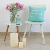 Mint Fashion design cushion