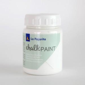 Bote de pintura blanco nube
