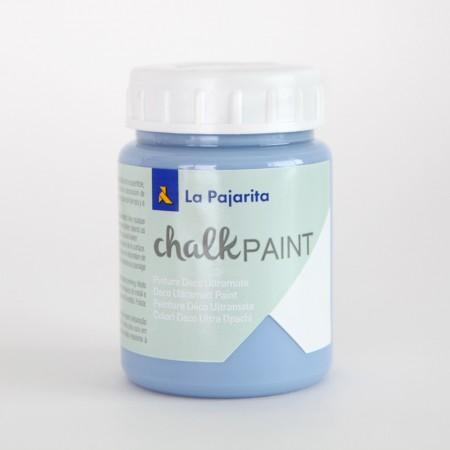Bote de pintura azul horizonte