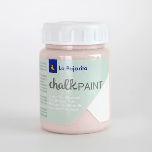 Pink whim paint pot