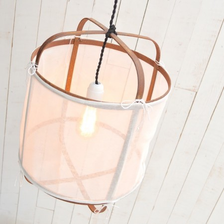 Lámpara nórdica