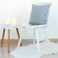 Grey Emma cushion