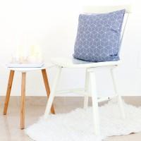 Grey Hygge cushion