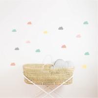 Pastel cloud vinyl