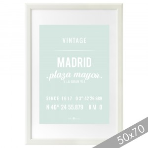 Mint Madrid cardboard XXL