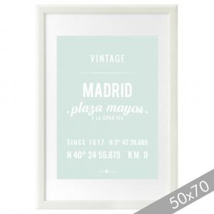 Mint Madrid cardboard XXL