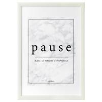 Lámina Pause mármol