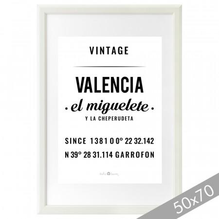 Cardboard Valencia XXL