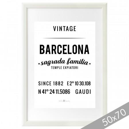 Cardboard Barcelona XXL