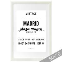 Cardboard Madrid XXL
