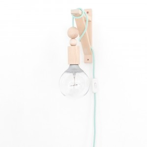 Cable de luz nordic MINT