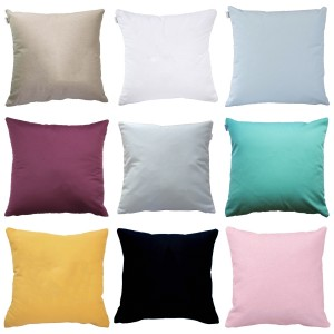 Smooth cushion cover 45x45