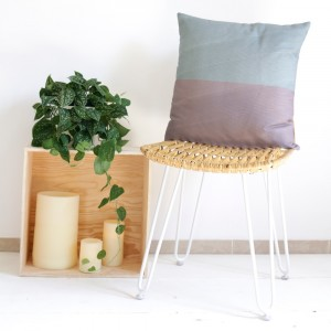 Green Ibiza cushion