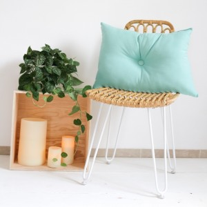 Mint Stockholm cushion
