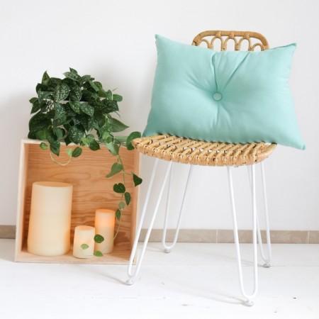 Mint Stockholm cushion