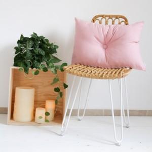 Pink Stockholm cushion