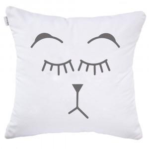 Bear cushion cover