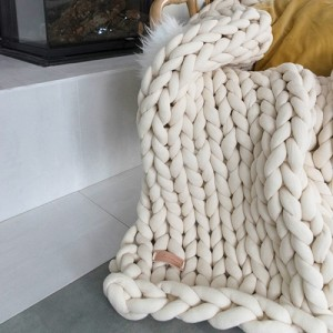 BIG COTTON blanket