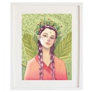 Cardboard Ivy