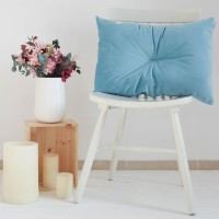 Turquoise Frida Stockholm cushion