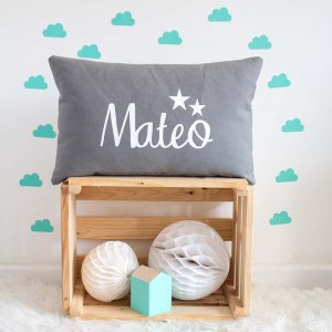 30x50 customized cushion