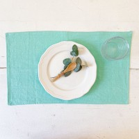 Individual mint linen (Pack of 2)