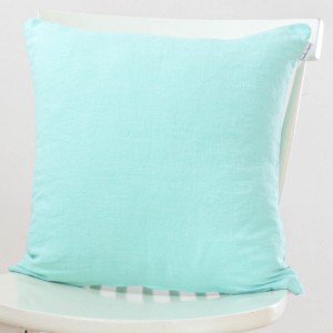 Mint All you need is love cushion