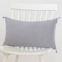 Grey cushion cover Linen 30x50