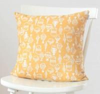 Fish cushion cover
