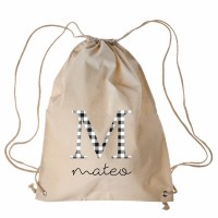 Personalized stars backpack
